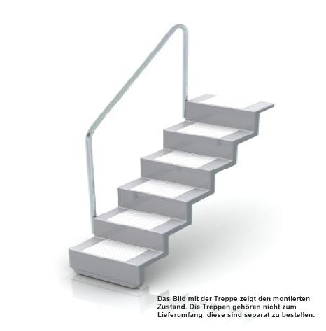 Handlauf für Universaltreppe