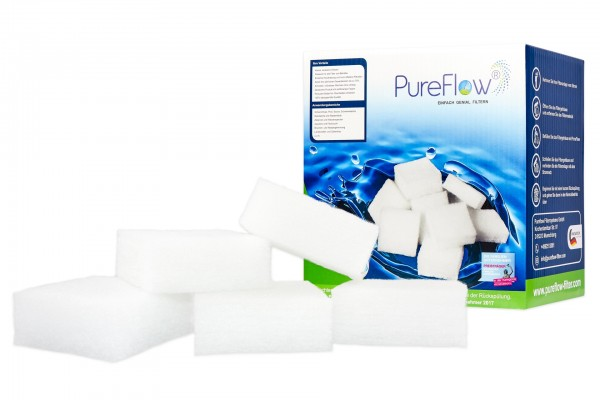 PureFlow® 3D Wasserfilter 320 g - Ersatz für 25 kg Filtersand