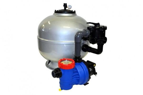 Filteranlage Super PK mit i-Star Pumpe