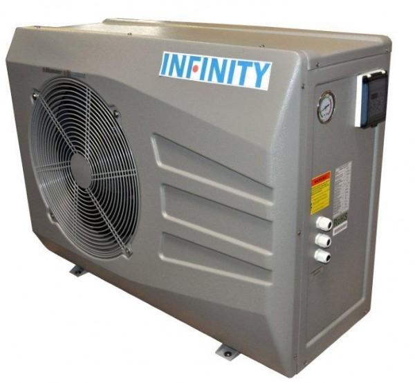 Poolwärmepumpe Infinity Ecomax 7,2 - 18,0KW