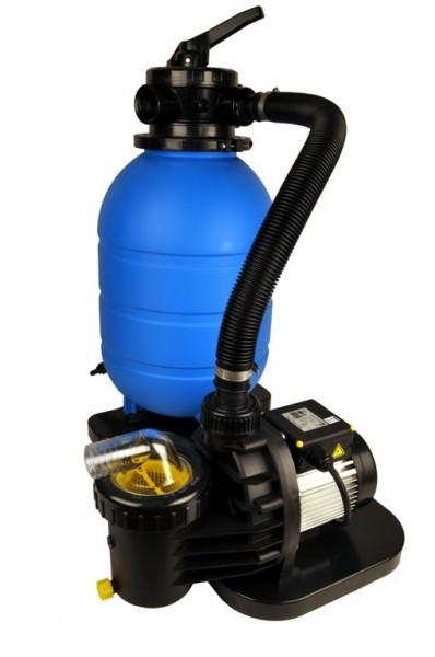 Sandfilteranlage TM mitAqua Plus Pumpe