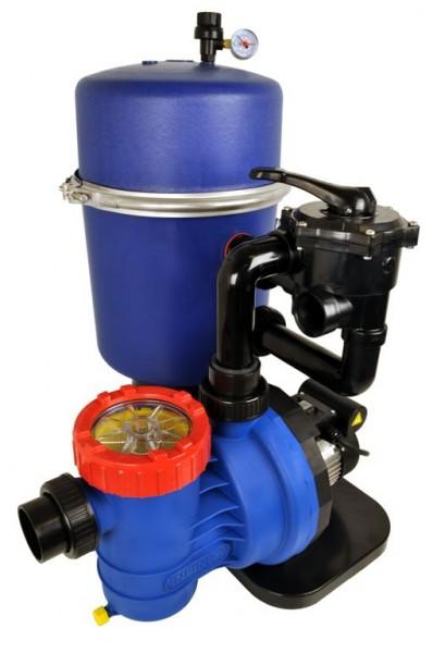 Sandfilteranlage FP mit i-Star Pumpe