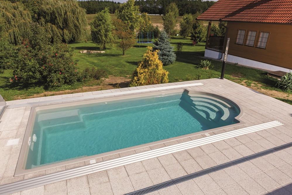 ceramic pool schwimmbecken. Black Bedroom Furniture Sets. Home Design Ideas